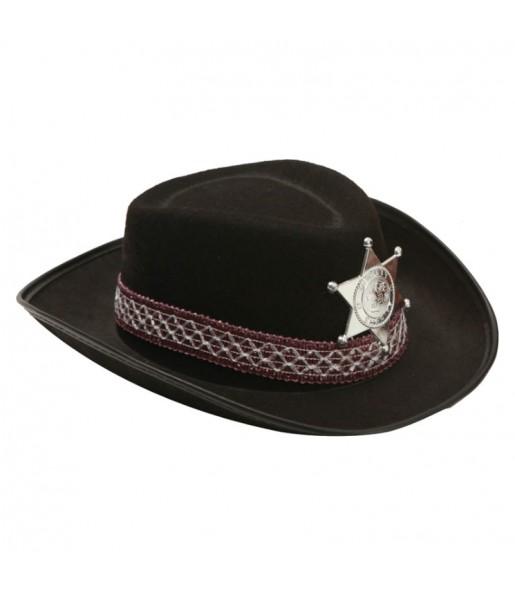 Sombrero Vaquero Sheriff Infantil