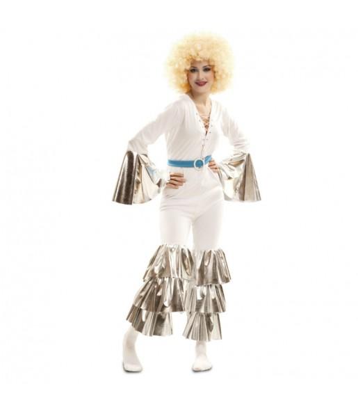 Disfraz de Chica Disco Fever