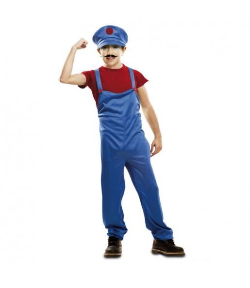 Disfraz de Súper Mario