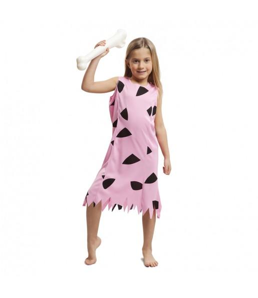 disfraz pebbles picapiedra infantil