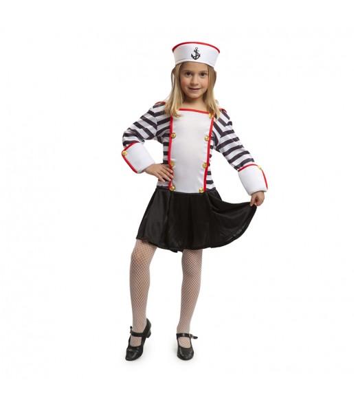 disfraz marinera infantil