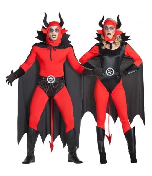 Pareja Demonios Lucifer