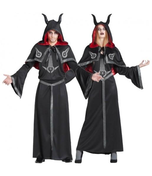 Pareja Demonios Sectarios