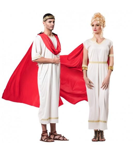 Pareja Dioses Griegos del Olimpo