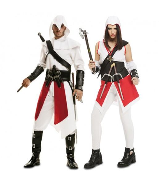 Pareja Assasin's Creed Ezio
