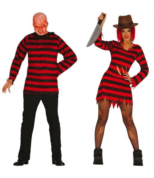 Pareja Freddy Krueger