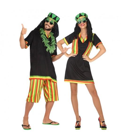 Pareja Jamaicanos
