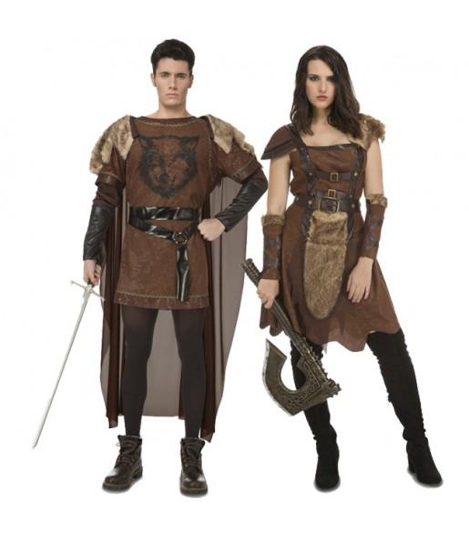 Pareja Robb y Sansa Stark Juego de Tronos