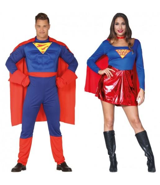 Pareja Superman Nueva