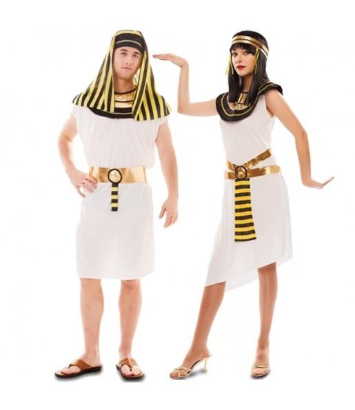 Pareja Egipcios del Cairo