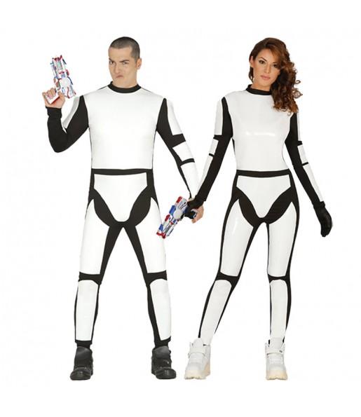 Pareja Stormtroopers Imperiales