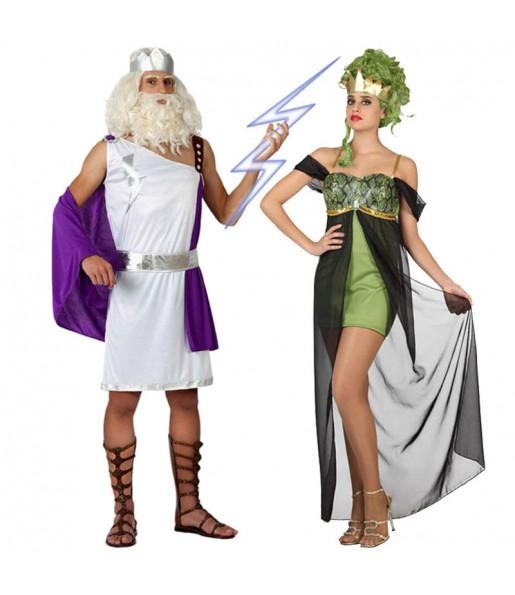 Pareja Dioses Griegos