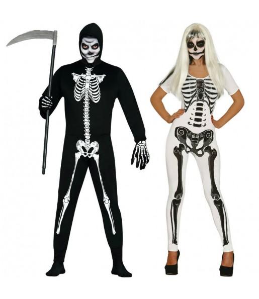 Pareja Esqueletos Nuevos
