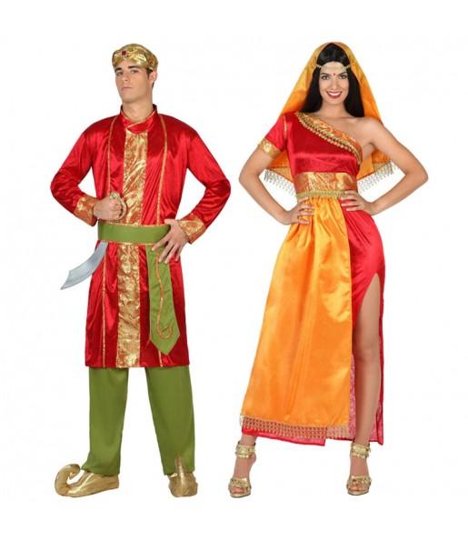 Pareja Hindúes Bollywood