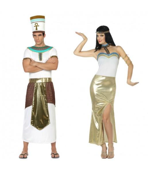 Pareja Reyes de Egipto