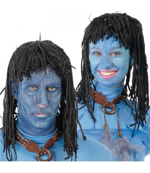 Peluca de Avatar