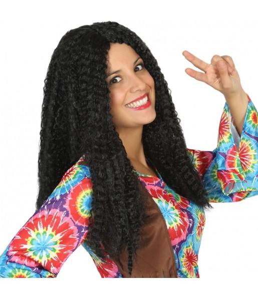 Peluca Hippie Mujer