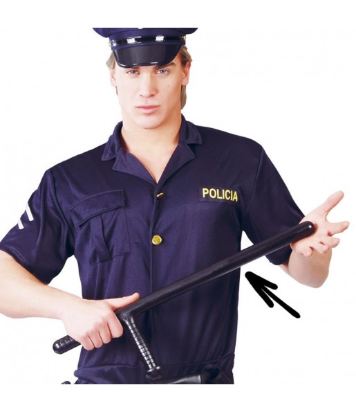 Porra Policía Disturbios