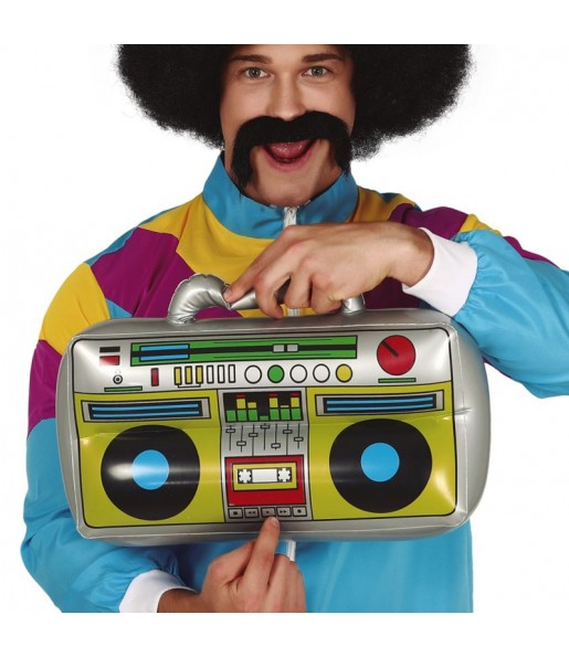 Radio Casette hinchable