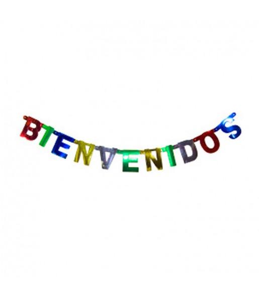 Guirnalda Bienvenidos
