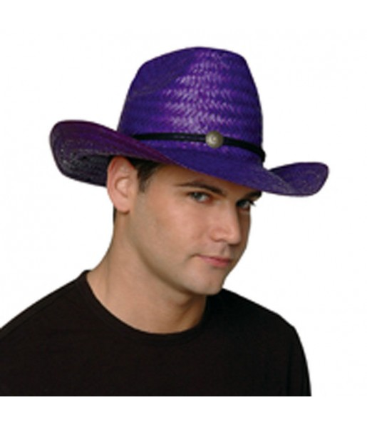 Sombrero Vaquero paja