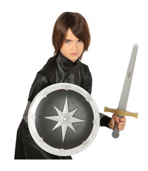 Set Escudo y Espada Medieval
