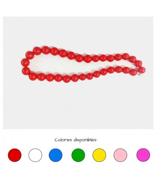 Collar de Sevillana colores