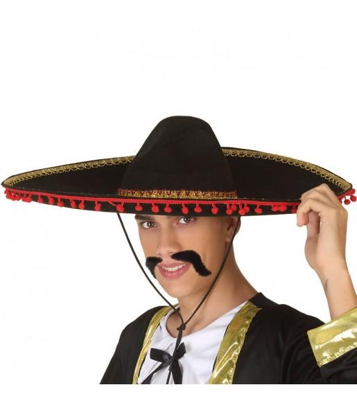Sombrero Mariachi Negro