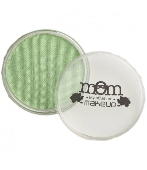 Tarro Maquillaje al agua Verde perlado