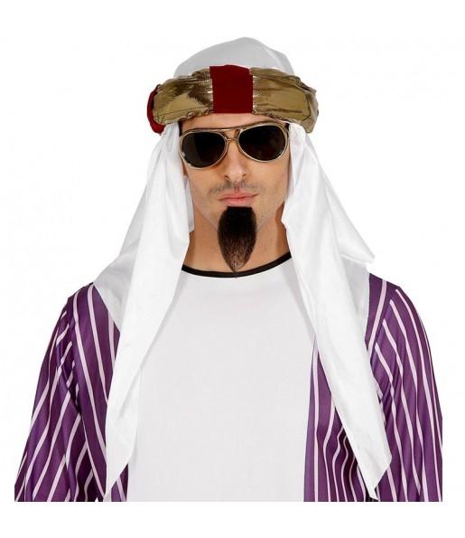 Turbante Jeque Árabe
