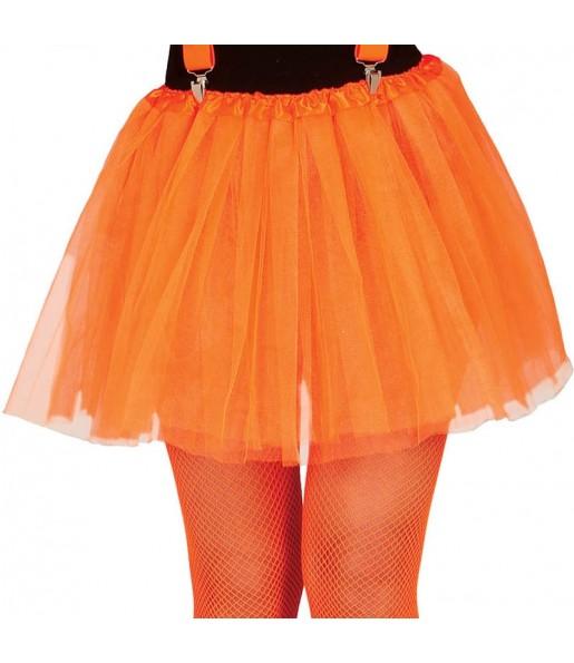 Tutú Naranja barato mujer