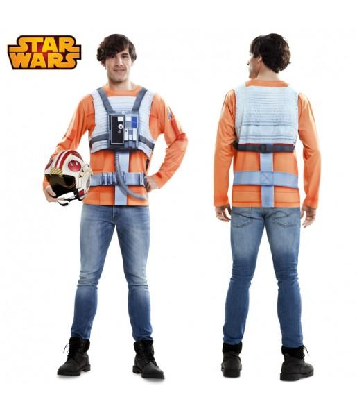 camiseta luke skywalker
