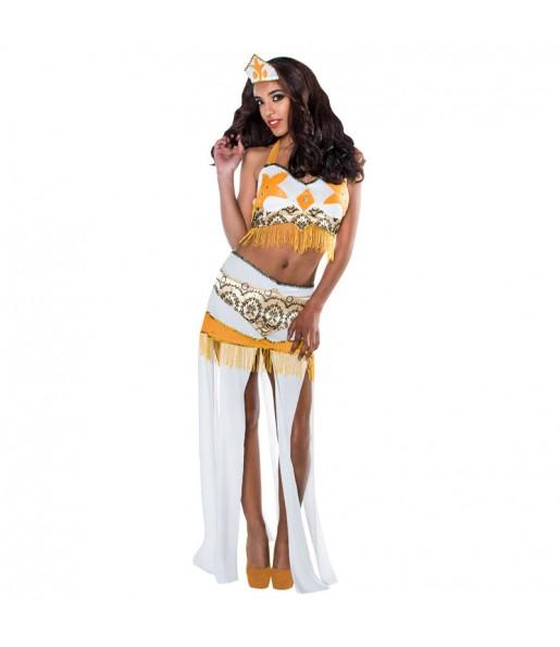 Disfraz de Árabe Dorada