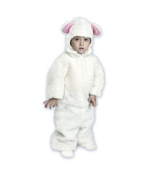 disfraz ovejita navidad infantil
