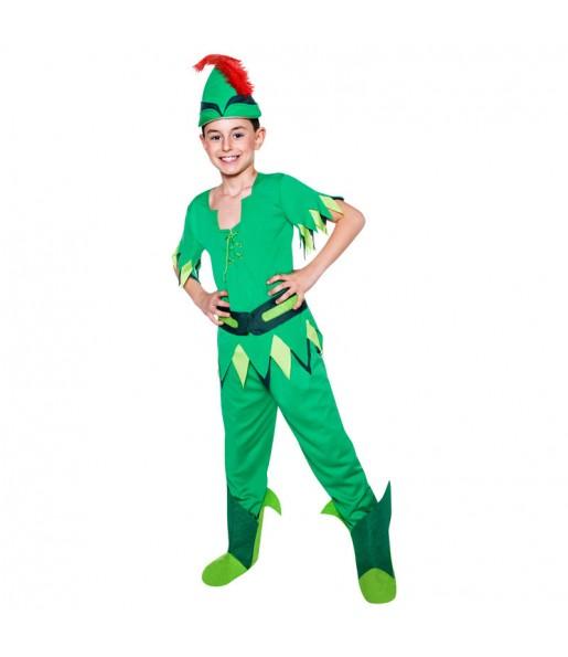 Disfraz Peter Pan Magic infantil