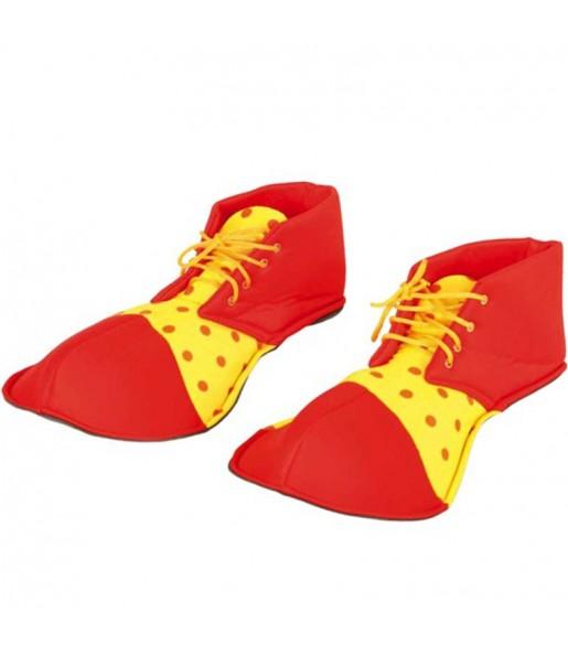 Zapatos Payaso infantiles