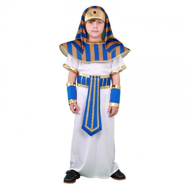 0717aedb1 Disfraz Faraón Egipcio para niño - Envíos en 24h