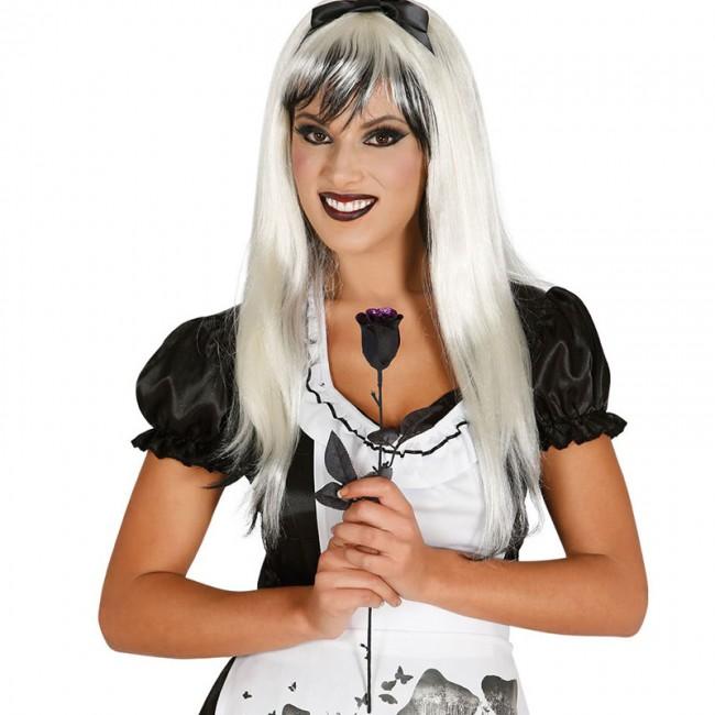 568a092c9948 Rosa Negra Halloween - Comprar accesorios de disfraz online