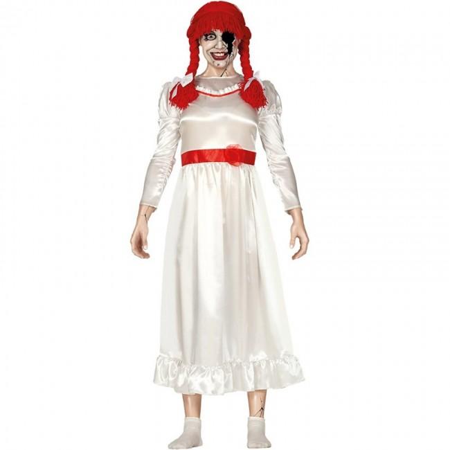 12888d446 Disfraz de Annabelle para mujer