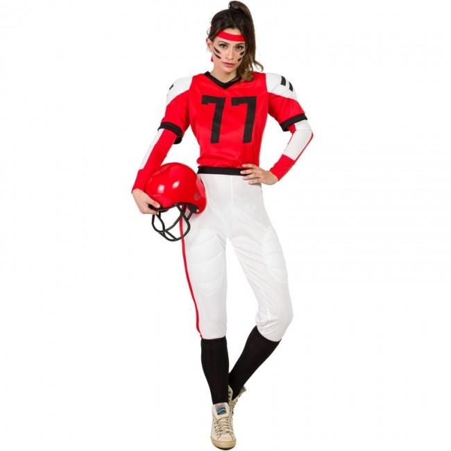 جرف ليحجب بشكل أساسي Disfraz De Jugador De Futbol Americano Mujer Pleasantgroveumc Net