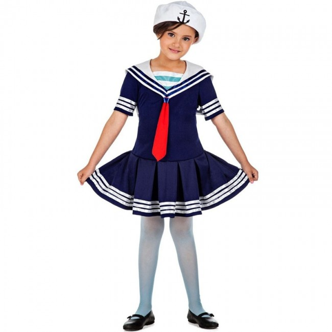 Disfraz de Marinera elegante para niña