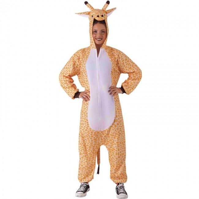 c5dd106471 Disfraz de Pijama Jirafa para adulto