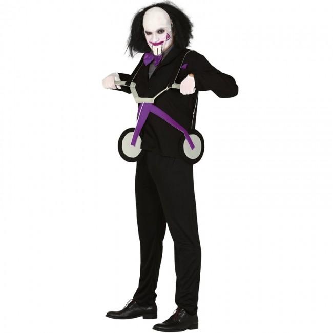 Disfraz Saw Con Triciclo Hombre Por Solo 2395 Envío En 24h