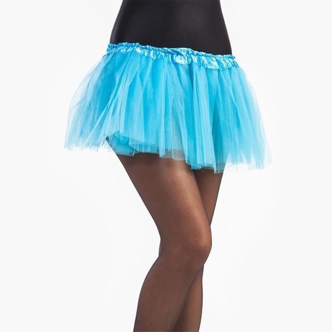 ff03ff253 Disfraz Falda Tutú Azul Celeste niña - Envíos en 24h