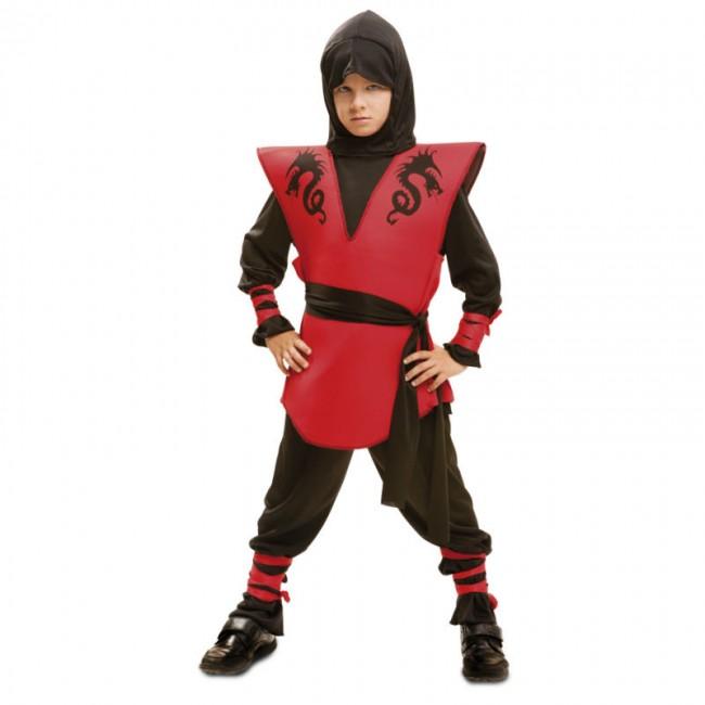 Disfraz Dragón Ninja para niño - Envíos en 24h