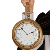 Reloj Alicia País De Las Maravillas Para Disfrazarse Envío En 24h