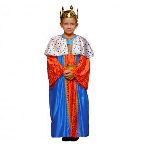 Disfraz de Rey Mago Azul