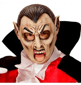 Máscara Vampiro Boca Abierta