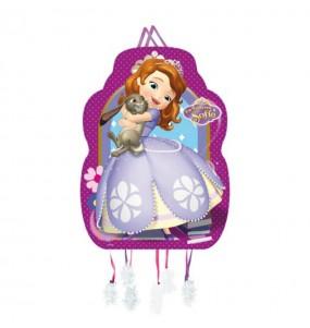 Piñata Perfil Princesa Sofía