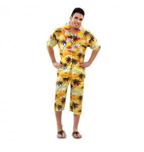 Disfraz de Hawaiano